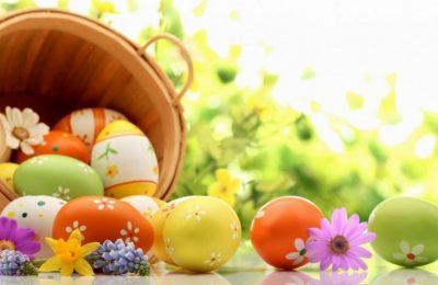 Easter's menu